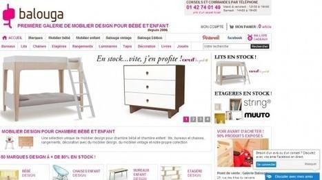 Balouga – Mobilier design pour bébé et enfant   Déco Tendency   deco   Scoop.it