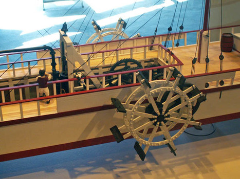 Virtual Online Steamboat Museum at Steamboats.com | The 21st Century | Scoop.it
