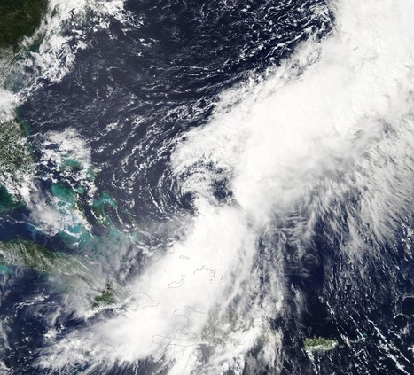 Dr. Jeff Masters' WunderBlog : Cristobal a Hurricane; Little Change to 97L | Weather Underground | Weather | Scoop.it