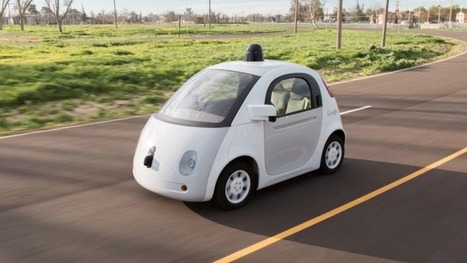 What Happens When Google Takes Its Self-Driving Car Out Of Lab And On To Public Roads? We'll Soon Find Out | Business Video Directory | Scoop.it