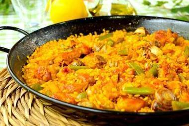 The origins of Paella | Photorecipestepbystep.com | Mediterranean diet | Scoop.it