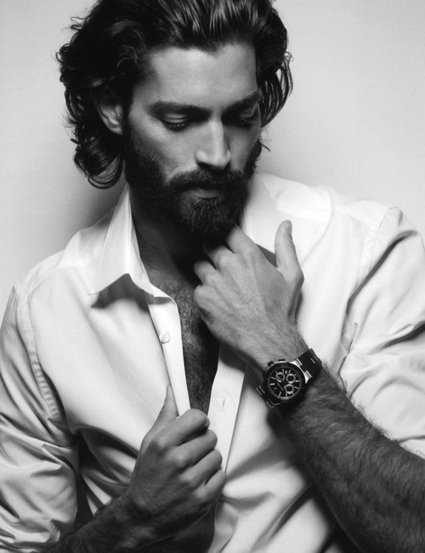 Models Update: beard time! :P   QUEERWORLD!   Scoop.it