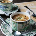 Savory Sundays: Slow Cooker Leek & Potato Soup | Food for Foodies | Scoop.it