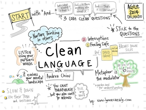 Clean Language with Andrea Chiou | Clean Language | Scoop.it