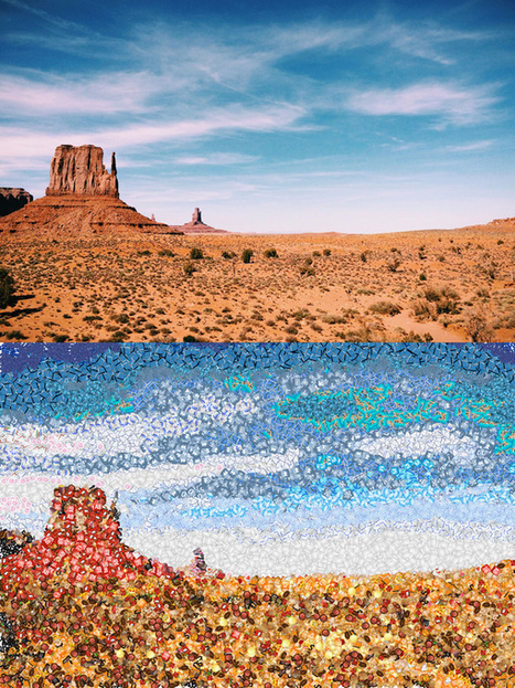 Website Turns Any Photograph Into an Emoji Mosaic | Fstoppers | ASCII Art | Scoop.it