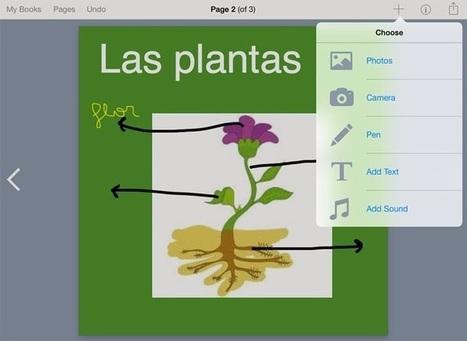 Book Creator, creación de libros multimedia - PROYECTO #GUAPPIS | iPad classroom | Scoop.it