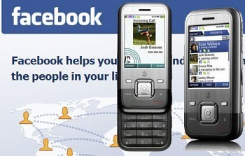 Facebook for SIM allows social networking on every phone - Recombu | Social Media, Curation, Content Today | Scoop.it