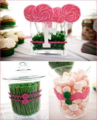 Candy Buffet Ideas for Birthday Parties | Candies | Scoop.it