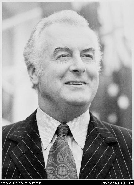 In office - Gough Whitlam - Australia's PMs - Australia's Prime Ministers | History | Scoop.it