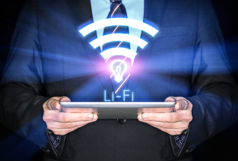 Will LiFi Take Big Data And The Internet Of Things To A New Level? | The Jazz of Innovation | Scoop.it