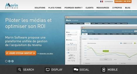 Marin Software lance un outil de mesure du ROI de la publicité en ligne cross-canal | Forumactif | Scoop.it