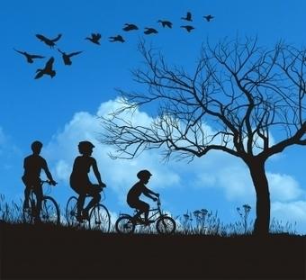 Beneficios de caminar, senderismo y pasear en bicicleta   Deporte sostenible UNDAV   Scoop.it