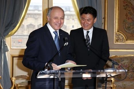 Le PDG de Rakuten décoré de la Légion d'honneur française   Social Media - WebMarketing - ECommerce   Scoop.it