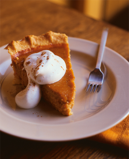 Lightened-Up Recipe: Maple Spiced Pumpkin Pie   Recipes   Scoop.it
