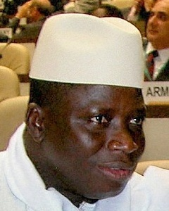 Gambian president: I've 'cured' 68 HIV patients | It has to get better | Scoop.it