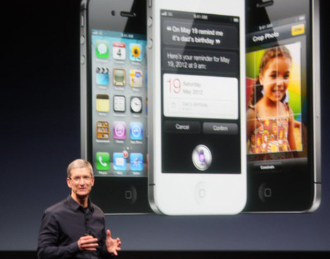 How is Tim Cook's Apple different? He's open with investors, doesn't scareemployees | ten Hagen on Apple | Scoop.it