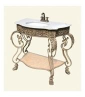 French Iron Vanity Unit | Interiors | Scoop.it