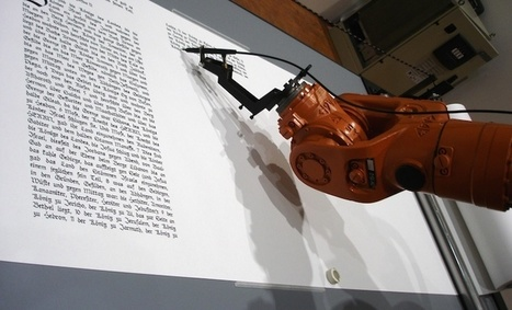Ce journaliste politique du Monde qui écrit aussi pour la SNCF... le robot rédacteur du Monde.fr | Archivance - Miscellanées | Scoop.it