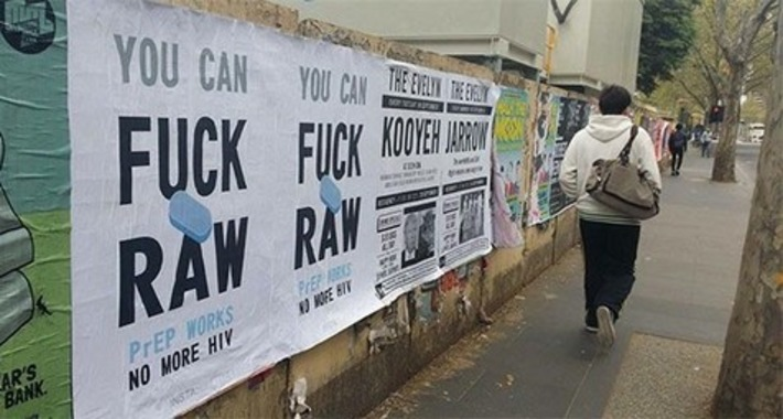 ACON responds to 'Fuck Raw' posters | Let's Get Sex Positive | Scoop.it