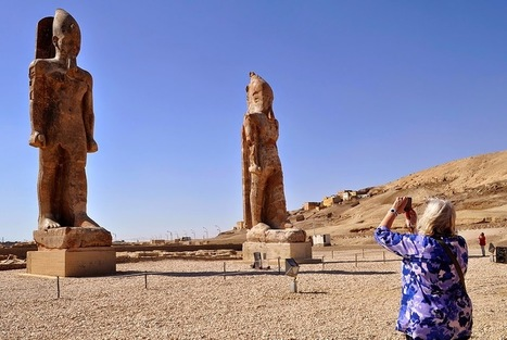 The Archaeology News Network: Egypt unveils colossal statue of Amenhotep III | The Related Researches & News of Dr John Ward | Scoop.it