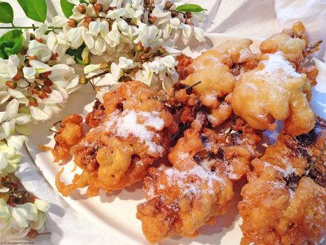 Les beignets de fleurs d'acacia de l'Aveyron   L'info tourisme en Aveyron   Scoop.it