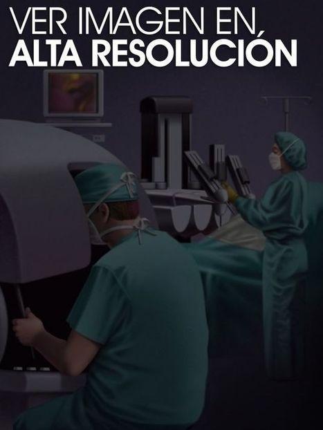 Avances tecnológicos de la medicina - Ojo Cientifico | TECNOLOGIAS A NIVEL MUNDIAL | Scoop.it
