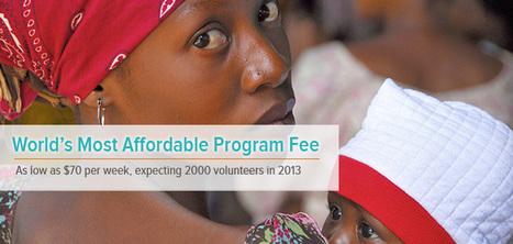 Volunteer Abroad - World's Most Affordable Volunteer Program | New Hope Volunteers | Scoop.it