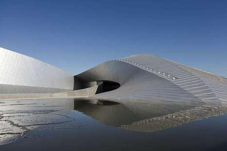 [Kastrup, Denmark] Blue Planet Aquarium | The Architecture of the City | Scoop.it