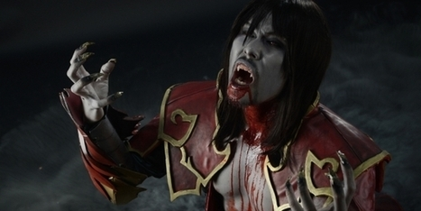 Castlevania : Lords of Shadow 2 Jeux video 2014 - Syfantasy.fr | Cosplay | Scoop.it