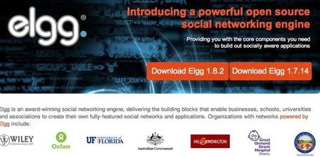 Elgg - Open Source Social Networking Engine. | Linux A Future | Scoop.it