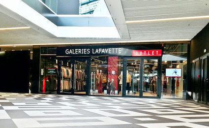Les Galeries Lafayette ouvrent de nouveaux outlets | Nouveaux concepts magasins | Scoop.it