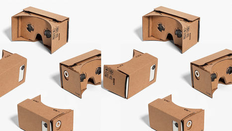 Your iPhone Now Has Virtual Reality, Compliments of Google | Real Estate Plus+ Daily News | Scoop.it