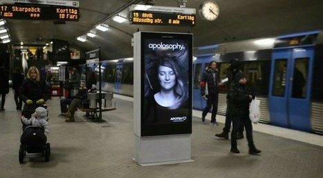 Une opération virale qui décoiffe dans le métro de Stockholm | E Marketing : Innovation des marques | Scoop.it