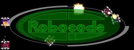 Robocode | Get your kids to code | Scoop.it