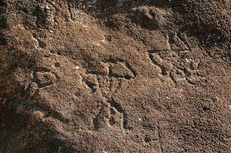 Luahiwa Petroglyphs, Lanai, Hawaii | Flickr - Photo Sharing! | Rock Art | Scoop.it