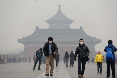 China Needs 2 Trillion Yuan Annually to Combat Pollution | Sustain Our Earth | Scoop.it