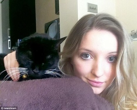 Black cats are being abandoned because they don't look good in SELFIES   Kickin' Kickers   Scoop.it
