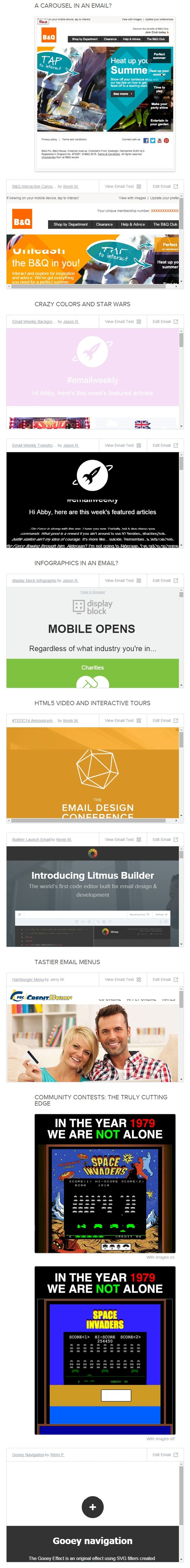 Is this the future of email design? | Litmus | The Marketing Technology Alert | Scoop.it
