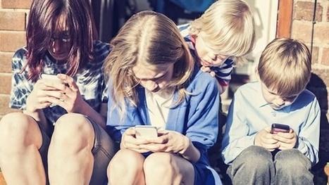 Whatsapp y niños   El Psicologo en la Red   Libro InterNet e InterSer: Recursos Extra   Scoop.it