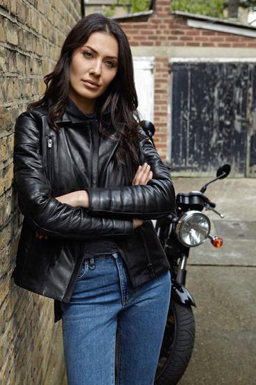 Knox transform the leather biker jacket | Motorcycle Industry News | Scoop.it