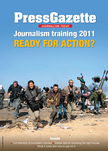 Press Gazette Editor's Blog » Want to be a journalist? Read Press Gazette's free 20-page guide to journalism training | Convergence Journalism | Scoop.it