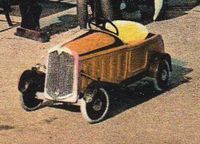 Le Blogue antiquités: Est-ce une voiture à pédale Delage ? | GenealoNet | Scoop.it
