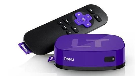 Roku Sales Hit 5 Million Units, Thanks to Amazon, Netflix | TV connectée | Scoop.it