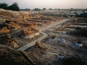 New evidence shows Harappan civilization not as peaceful as popularly thought | Old Kingdom and Harrapans | Scoop.it