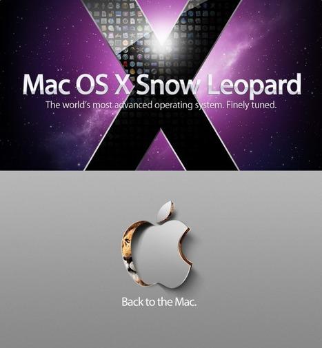 Nicholas Windsor Howard - The Apple Goes Mushy Part I: OS X's Interface Decline (Introduction) | Macstuff | Scoop.it