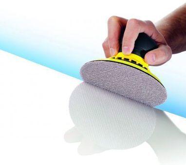 MIRKA : Disque abrasif sans poussière | Actualités carrosserie et automobile | Scoop.it