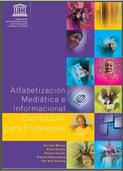 UNESCO: Alfabetización Mediática e Informacional-curriculum para profesores - RedDOLAC   Educa con Redes Sociales   Scoop.it