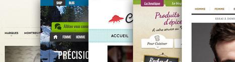 10 sites Magento ou Prestashop au design surprenant ! | Graphiste Webdesigner Bordeaux - Aurora Studio | From The Blog | Scoop.it