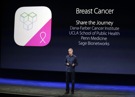 Can Apple's ResearchKit Really Change Medical Research? | UX-UI-Wearable-Tech for Enhanced Human | Scoop.it