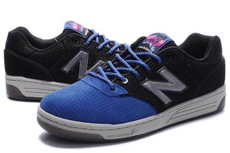 Mens new balance A21DA Black Blue Sneakers | new and popular list | Scoop.it